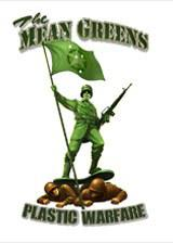 绿色兵团:塑料战争 The Mean Greens: Plastic Warfare