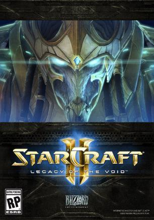星际争霸Ⅱ:虚空之遗 StarCraft II: Legacy of the Void
