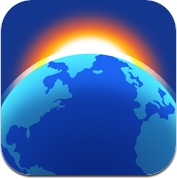 Living Earth - Clock & Weather (iPhone / iPad)