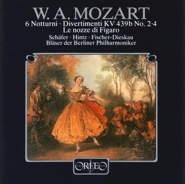 Mozart: Divertimenti etc.