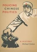 Policing Chinese Politics