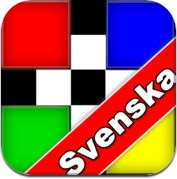 Svenska Språk - BrainFreeze Puzzles Swedish Version (iPhone / iPad)