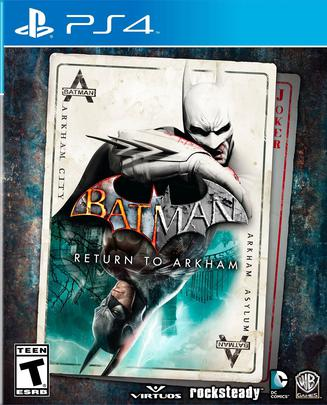 蝙蝠侠:重返阿卡姆 Batman: Return to Arkham