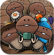 Mushroom Garden Seasons (iPhone / iPad)