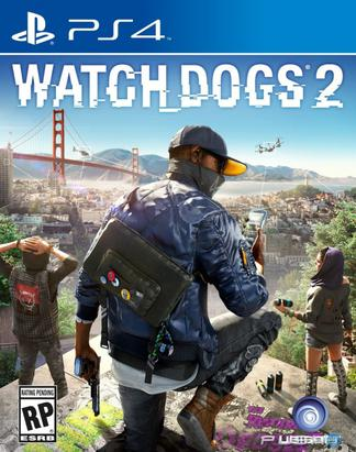 看门狗2 WATCH DOGS 2