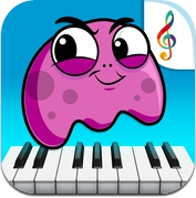 Piano Dust Buster by JoyTunes (钢琴掸子 – 音乐游戏) (iPhone / iPad)
