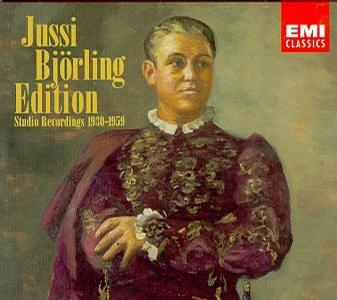 Jussi Björling Edition: Studio Recordings 1930-1959