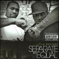 DJ Drama & Little Brother Separate But Equal (Mixtape) Gangsta Grillz CD