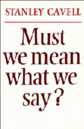 《Must We Mean What We Say?》txt,chm,pdf,epub,mobiqq直播领红包是真的吗下载