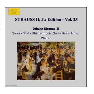 Johann Strauss Jr. Edition Vol. 23