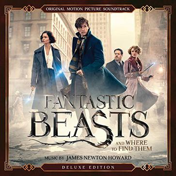 James Newton Howard - Fantastic Beasts and Where to Find Them: Original Motion Picture Soundtrack (Deluxe Edition)