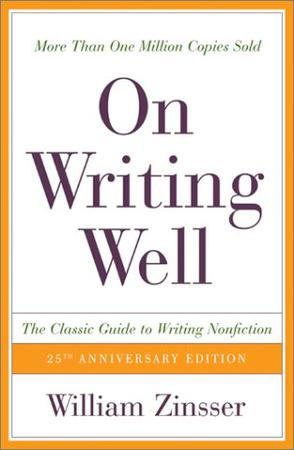 On Writing Well, 25th Anniversary