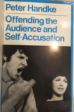 Offending the Audience and Self-accusation (Methuen Modern Plays)