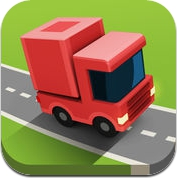RGB Express - Mini Truck Puzzle (iPhone / iPad)