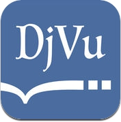 DjVu Reader Pro - Viewer for djvu and pdf formats (iPhone / iPad)
