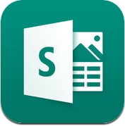 Microsoft Sway (iPhone / iPad)