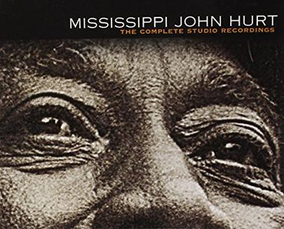 The Complete Studio Recordings Mississippi John Hurt