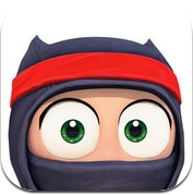 Clumsy Ninja (iPhone / iPad)