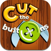 Cut the Buttons (iPhone / iPad)