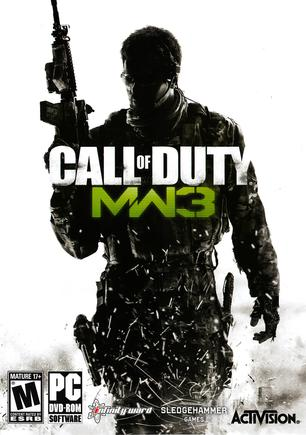 使命召唤:现代战争3 Call of Duty: Modern Warfare 3