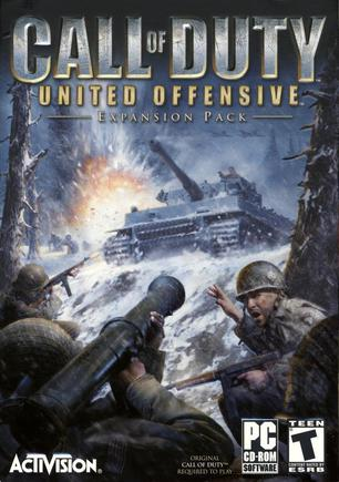 使命召唤:联合进攻 Call of Duty: United Offensive