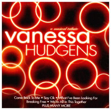 DJ A MUSICAL TRIBUTE TO VANESSA HUDGENS - CD