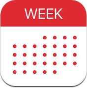 Week Calendar (iPhone / iPad)