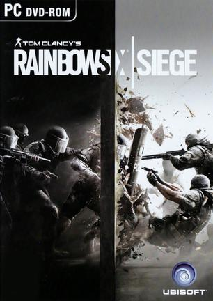 彩虹六号:围攻 Tom Clancy's Rainbow Six: Siege