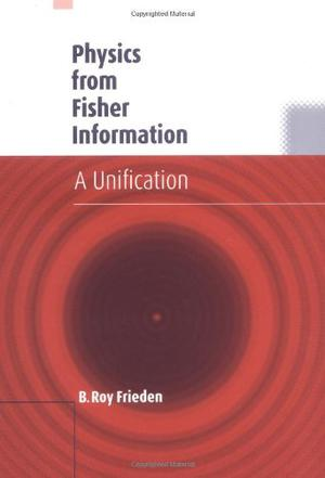 Physics from Fisher Information