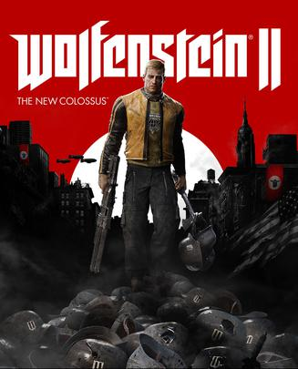 德军总部2:新巨像 Wolfenstein II: The New Colossus