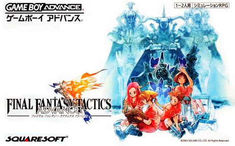 最终幻想战略版Advance Final Fantasy Tactics Advance