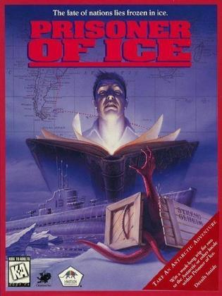 克苏鲁传说:南极冰怪 Call of Cthulhu: Prisoner of Ice