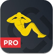 仰卧起坐专业版 Runtastic Sit-Ups PRO (iPhone / iPad)