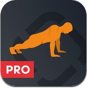 俯卧撑专业版 Runtastic Push-Ups PRO (iPhone / iPad)