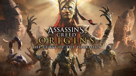 刺客信条:起源 DLC2-法老的诅咒  Assassin's Creed: Origins-The Curse of The Pharaohs