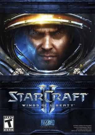 星际争霸Ⅱ:自由之翼 StarCraft II: Wings of Liberty