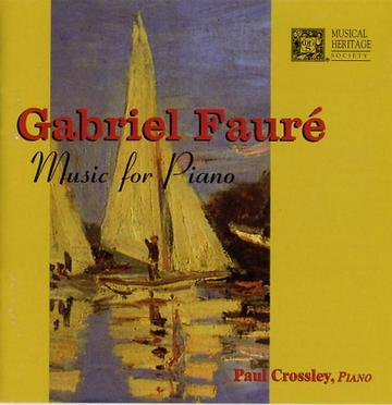 Gabriel Faure: Piano Music