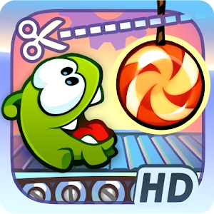 Cut the Rope HD ((卡特罗布)) (Android)
