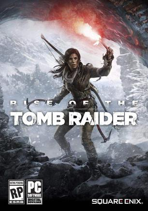 古墓丽影:崛起 Rise of the Tomb Raider