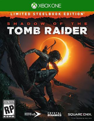 古墓丽影:暗影 Shadow of the Tomb Raider