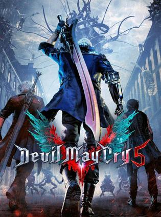 鬼泣5 Devil May Cry 5