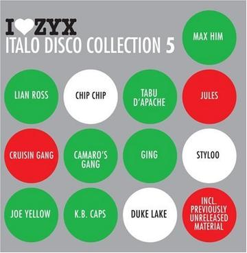 Zyx Italo Disco Collection, Vol. 5
