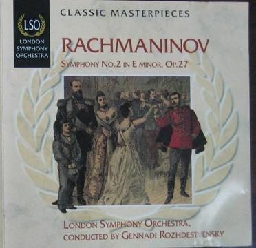 Rachmaninov Symphony No.2 in E minor, Op. 27