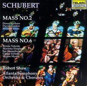 Schubert: Masses Nos. 2 & 6