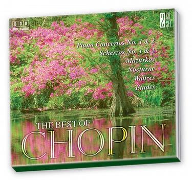 The Best of Chopin (Box Set)