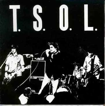 T.S.O.L./Weathered Statues