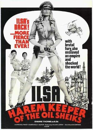 Ilsa, Harem Keeper of the Oil Sheiks