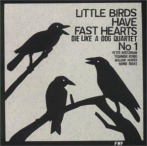 Little Birds Have Fast Hearts No.1