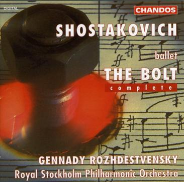 Shostakovich - The Bolt (complete)