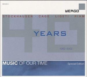 Music of Our Time: 40 Years